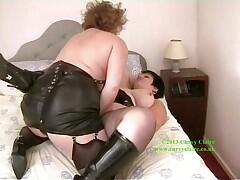 Theres something about fucking another woman with a strap on its a real domination thing. Claire xx