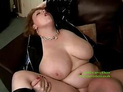 Im wearing my PVC biker chick outfit and sucking a lovers cock when he decides he wants to go down on me and take me to orgasm Claire xx